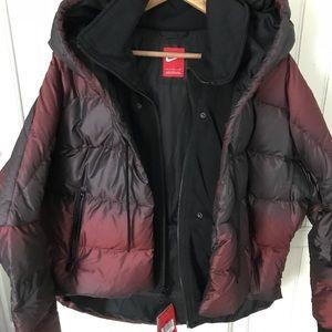 NIKE women's winter coat